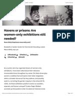 Havens or prisons