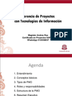 Intro Gerencia de Proyectos UR