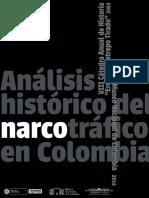 Analisis Historico Del Narcotrafico DE COCA en Colombia