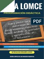 Muestra Guía Programacion Didactica Lomce PDF