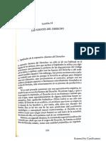Teoria Del Derecho Prieto Sanchis La Teoria de La Fuente