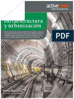 Infraestructura Feb 2018