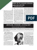 Mitos y realidades economía del III Reich