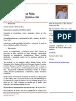 Fco-Javier Araya. Doc.