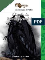 A Lenda Do Príncipe Demônio