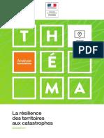 Théma - La résilience des territoires aux catastrophes.pdf
