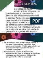 Métodos médicos de IVE