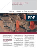 Osborn Screw Classifier Brochure