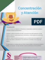 Atencion y Concentracion