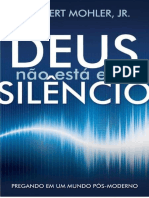 Deus Não Está Em Silêncio (Albert Mohler Jr.)