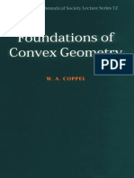 Foundations of Convex Geometry.pdf