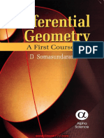 Differential Geometry -- A First Course.pdf