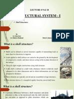 Lecture no 9 & 10