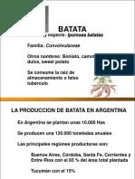 Cartilla Batata