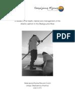GMRC | Salmon Management