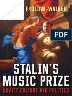 Marina Frolova-Walker - Stalin's Music Prize_ Soviet Culture and Politics-Yale University Press (2016).pdf