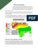 Sismología en Venezuela