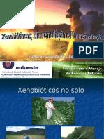 apresentação metodos de analise ambiental