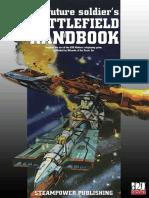 (d20 Modern) the Future Soldier's Battlefield Handbook