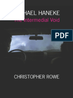 Christopher Rowe - Michael Haneke_ the Intermedial Void-Northwestern University Press (2017)
