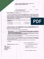 Revised Format Consent Seeding Aadhaar Mobile
