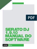 Serato DJ 1.9.10 Software Manual - Portuguese Brazil.pdf