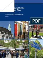 Catford Area Action Plan - Preferred Options
