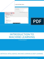 Machine Learning_part 1