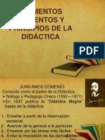 2didacticatiposfasemomentosyelementosdeladidactica-160122192716