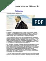 Rusia y Su Misión Histórica El Legado de Iván Ilyin