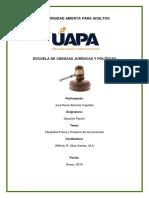 Tarea de La Unidad II Derecho Penal