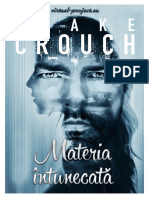 Blake Crouch - Materia Intunecata