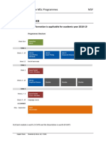 Masters Finance Info 2018