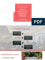isc seminar presentation
