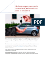 Expert-inchirieriauto.ro propune o serie de avantaje de nerefuzat pentru cei care inchiriaza masini in Bucuresti