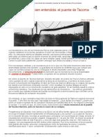 La Resonancia Bien Entendida_ El Puente de Tacoma Narrows _ Física _ Naukas