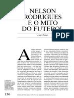 A - Zanin - Nelson Rodrigues Futebol