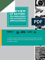 A Review of Batteries for Automotive Applications - Full Report 0.en.es