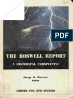 1991-The Roswell Report (CUFOS)
