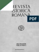 Revista istorică română, vol. 02, fasc. 1, 1932