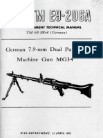 [] TM E9-206A. German 7.9-Mm Dual Purpose Mashine (B-ok.org)