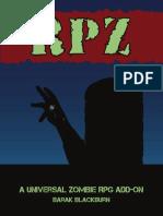 RPZ - A Universal Zombie RPG