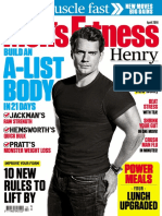 Mens Fitness march 2019