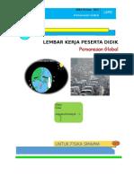 LKPD Pemanasan Global