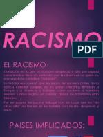 El Racismo - Ppt