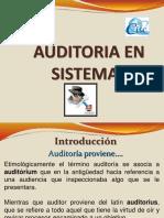 Auditoría en Sistemas