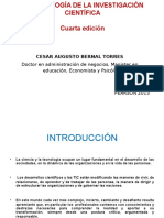 339529231 Ppt Metodologia Bernal Cuarta Edicion