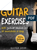 Guitar Exercises by Guitar Head