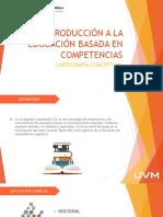 Cartografia Conceptual de Las Competencias