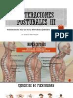 5 ALTERACIONES POSTURALES III
